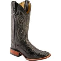 Caiman Tail Cowboy Boot